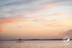 Paddleboard Grassy Point Florida